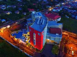 Sutanraja Amurang Hotel, Amurang (рядом с городом Kotamobagu)