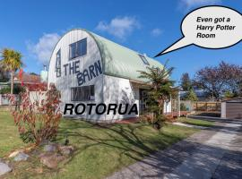The Barn in Rotorua New Zealand