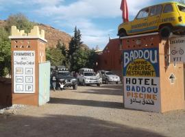Hotel Baddou, Tamtetoucht