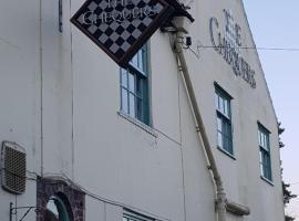 Chequers inn, Йорк (рядом с городом Tadcaster)
