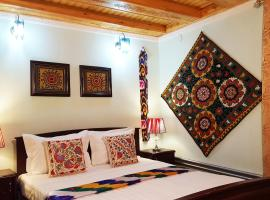 Jahongir Hotel, Szamarkand