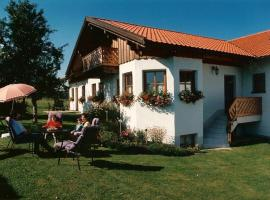 Ferienwohnung Familie Resch, Wegscheid (Kollerschlag yakınında)