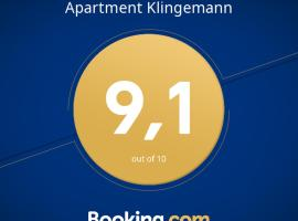 Apartment Klingemann