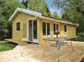 Two-Bedroom Holiday Home in Borup, Borup (Ringsted yakınında)