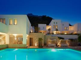 Skyros Ammos Hotel, Скирос