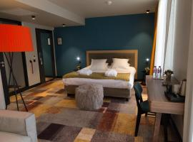 Hotel The Originals des Sources Nevers Nord (ex Inter-Hotel)