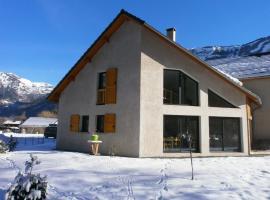 le perce neige, Le Vert (рядом с городом Villard-Reymond)
