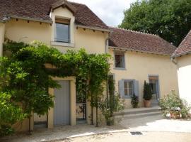La Maison de Philomène, Le Grand Entrevin (Near Issoudun)