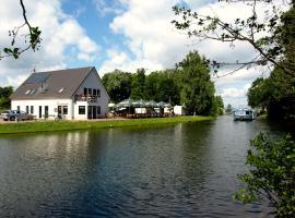 Lenzer Hafen, Lenz