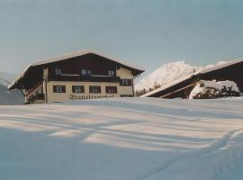Stangleggerhof, Wiesing