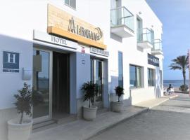 Hotel Alborán, Carboneras