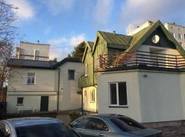Sarmas, Riga