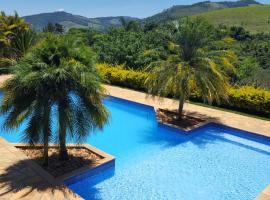 Ibiti Hotel Rural, Monte Alegre do Sul (Pinhalzinho yakınında)