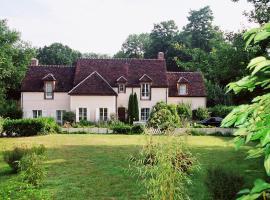 Maison de reception familiale, Chailly-en-Brie (рядом с городом Aulnoy)