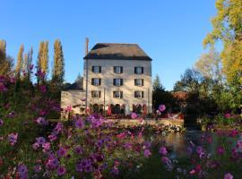 Logis Le Moulin Fleuri, Veigné (рядом с городом Artannes-sur-Indre)