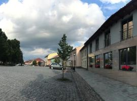 Hotel Menhard, Врбов