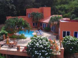 Urantia Hostel, Barú