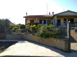 Alloggio Familiare sulla Via Francigena, Capranica (Stazione di Capranica Sutri yakınında)