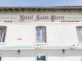 Hôtel Saint Pierre, Les Sauvages (рядом с городом Жу)
