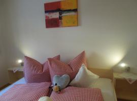 Apartement Metzler Susanne, Bezau