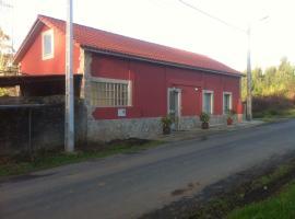 Casa en la Naturaleza en Paderne, Paderne (Monfero yakınında)