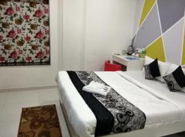 JK Rooms 116 Taha-Opp. Airport-Wardha Rd, Нагпур (рядом с городом Khāpri)