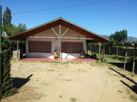Casa de Campo Santa Cruz, Santa Cruz