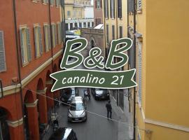 room & breakfast canalino 21