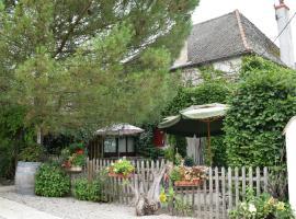 Le Seuil Des Champs, Saint-Gervais-en-Vallière