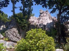 Le Rocher du Samoyède, Bas Linglatz