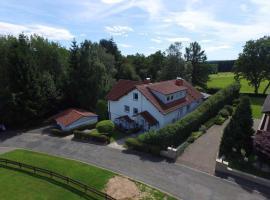 Solling_Lounge, Holzminden (Neuhaus yakınında)