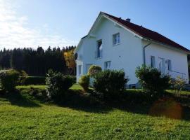 Ferienhaus-Heck, Obernheim (Deilingen yakınında)