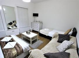 Leyton Rooms, London