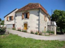 House Saint-jean-lagineste - 5 pers, 78 m2, 3/2 1, La Valade (рядом с городом Mayrinhac-Lentour)