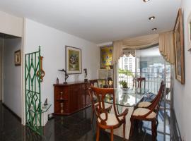 Apartamento Aconchegante, Rio de Janeiro (Laranjeiras yakınında)