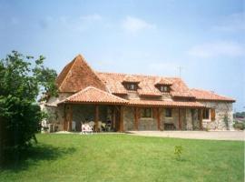 House La grange de marsan, Sainte-Colombe (рядом с городом Coudures)