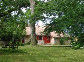 House Lecouture, Saugnac-et-Cambran (рядом с городом Clermont)