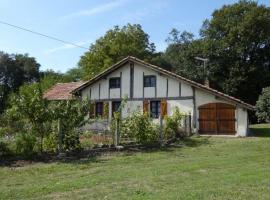 House Grandjean, Bégaar (рядом с городом Carcarès-Sainte-Croix)