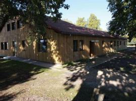 House Gîte menjuc 2, Arjuzanx (рядом с городом Garrosse)