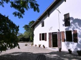 House Maison lacabane, Saint-Sever (рядом с городом Bas-Mauco)
