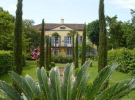 House La vénerie de marrast, Bordères-et-Lamensans (рядом с городом Grenade-sur-l'Adour)