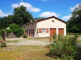House La caminade, Gourbera (рядом с городом Laluque)