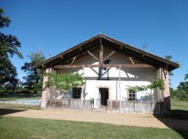 House Lou bin, Canenx-et-Réaut (рядом с городом Saint-Avit)