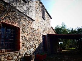 Casaalta Pompana, Murlo (Berdekatan Castiglione del Bosco)