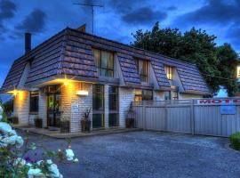City Gardens Motel, Traralgon (Rosedale yakınında)