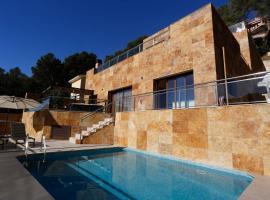 Casa de vacaciones Cala de La Mora, Tarragona (Ferrán yakınında)
