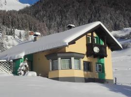 Ferienhaus Fuetsch, Virgen