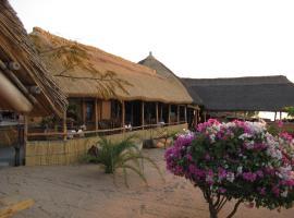 Gecko Lounge Chembe, Monkey Bay