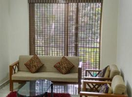 Prithvi Apartment, Tripunittura (рядом с городом Chottanikara)