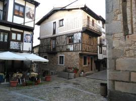 Los Nidos De Isabel, Mogarraz (La Alberca yakınında)